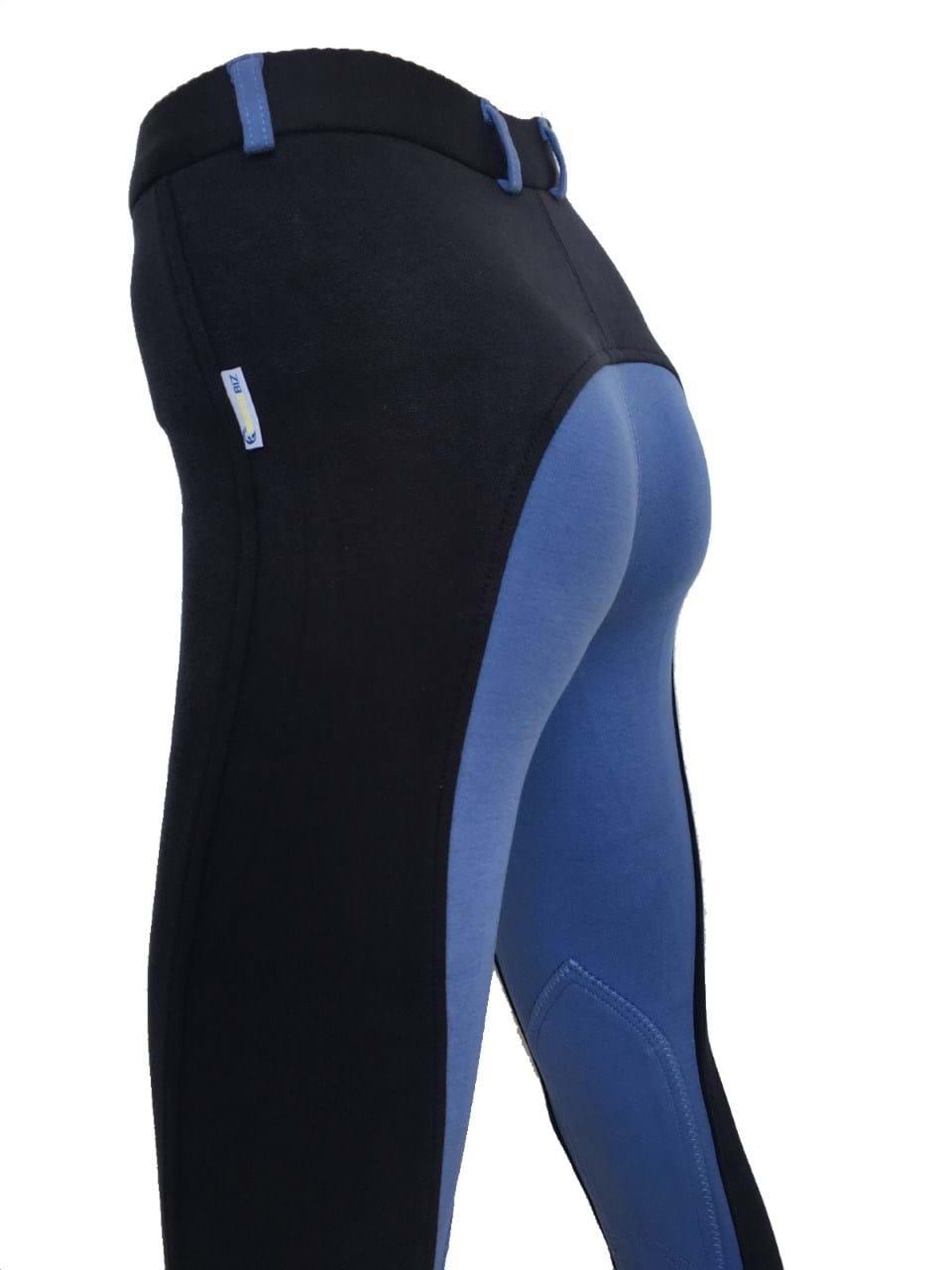Details about Girls Blue Jodhpurs, Kids Blue Jodphurs Girls Riding Pants Sizes 6 8 10 12 14